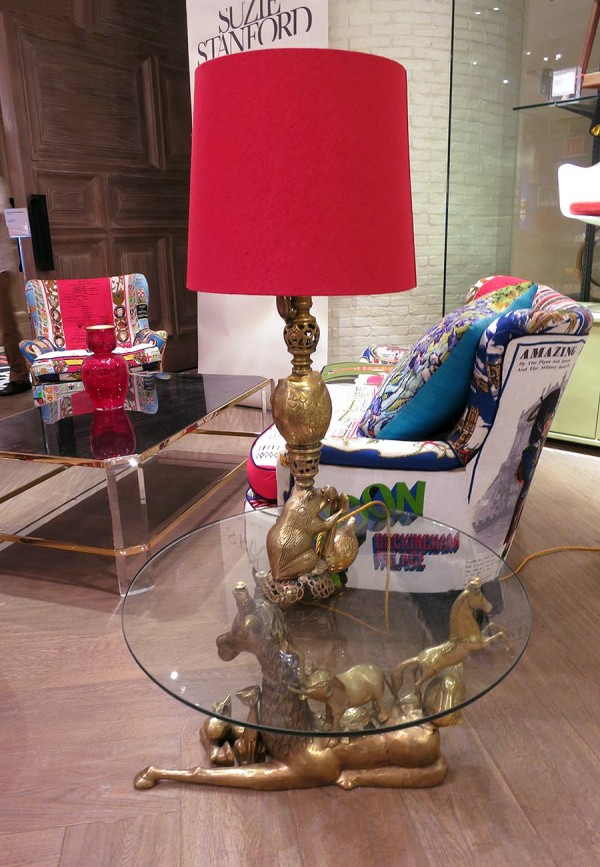 Product launch at Lane Crawford, HK of a collection I made celebrating the Queen's Jubilee.